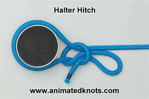 Hitch Knot - siberian evenk hitch how to tie the siberian evenk