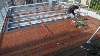 terrasse bauen holz terrassenholz und bangkirai holzdielen selber verlegen