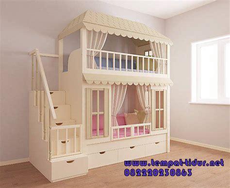 Ranjang Tempat Tidur ranjang susun anak house tempat tidur dan set