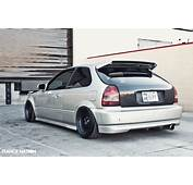 Fitted EK  StanceNation™ // Form &gt Function