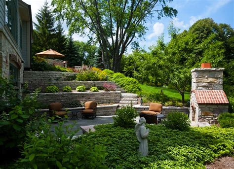 House Backyard Ideas Terraced Yard Small Backyard Landscaping Ideas 8 Diys To Try Bob Vila