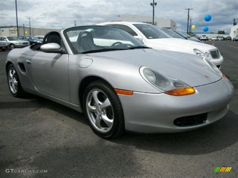 silver porsche boxster 2001 porsche boxster colors 2001 free engine image for