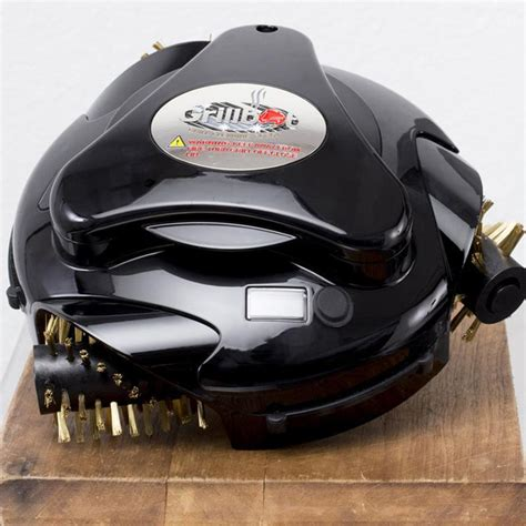 Automatic Grill by Grillbot Automatic Grill Cleaner The Gift For