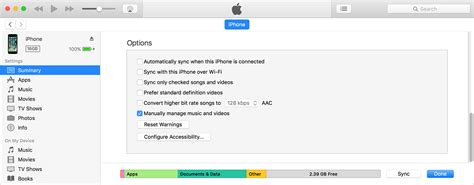 how to add to iphone from computer move content from itunes on your computer to your iphone or ipod touch apple support