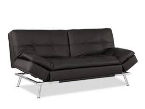 Convertible Sofa by Matrix Convertible Sofa Bed Java By Lifestyle Solutions