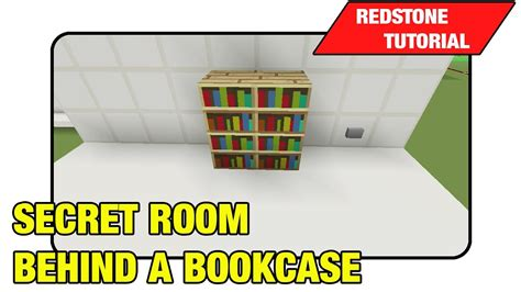 fix in description secret room a bookcase