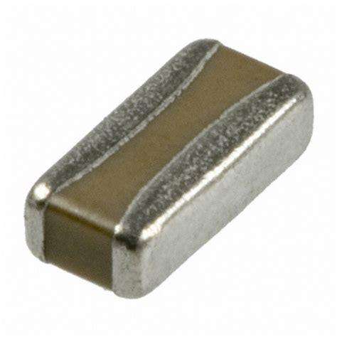x7r capacitor digikey 0612zc225kat2a avx corporation capacitors digikey