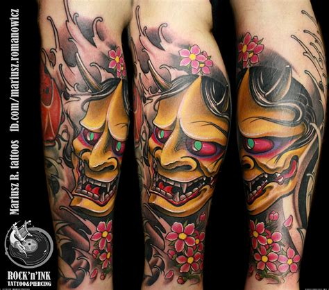 hanya mask leg tattoo artists org