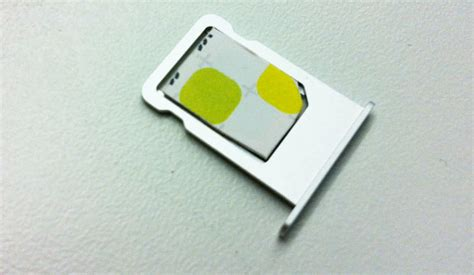 Cutting A Sim Card To Fit Iphone 5 Template by Need Help How To Trim Your Sim To Iphone 5 Nano Sim Size