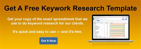the best keyword research tool is a google spreadsheet