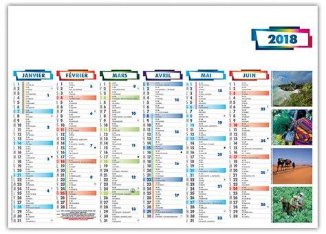 Calendrier 2018 6 Mois Choix De Calendrier Publicitaire Pour D 233 Velopper Votre