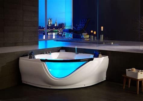 salle de bain avec baignoire balneo baignoire d angle baln 233 o baignoire spa d