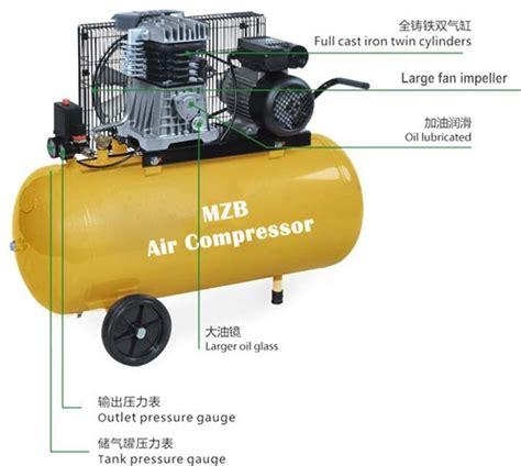 central pneumatic air compressor parts for car used air compressor tank buy used air