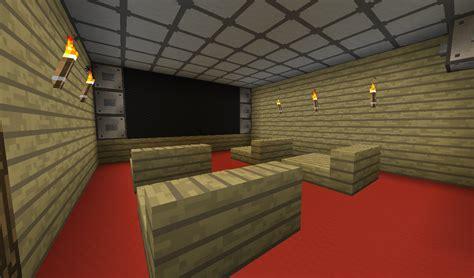 Bathroom Art Ideas Cinema Minecraft Project