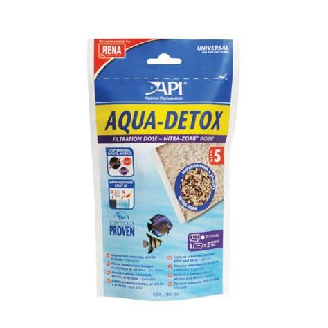 What Detoxes Nitrates From api aqua detox 5