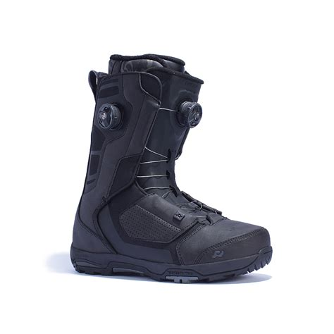 ride snowboard boots insano focus boa black mens boa
