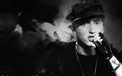 ha wallpaper eminem  face papersco