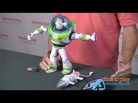 Best Seller Story Power Blaster Buzz Quantum Energy Shield power blaster buzz lightyear from thinkway toys
