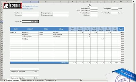 Excel Timesheet Template For Mac Driverlayer Search Engine Free Timesheet Template For Mac