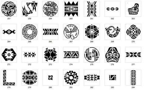 tribal design meaning warrior pinterest the world s catalog of ideas