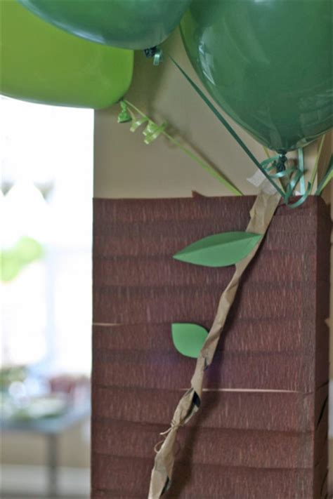 How To Make Jungle Vines Out Of Paper - rumpus teal and lime by jackie hernandez