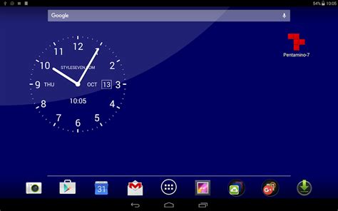 for live analog clock live wallpaper 7 android apps on play