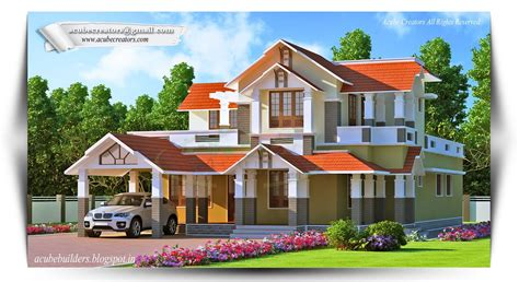 Beautiful House Plans by Home Design Alluring Beautiful House Designs In Kerala