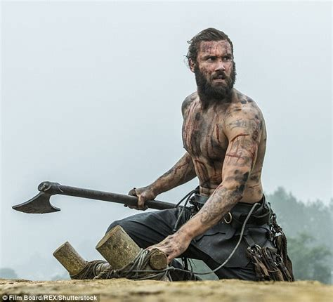 scandinavian historical redesign dailyscandinavian vikings clive standen on righting wrongs of history