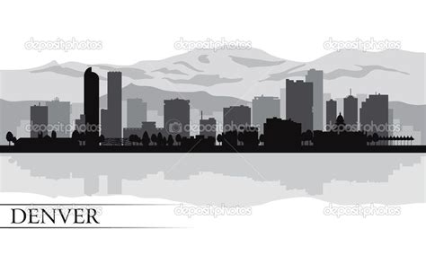 denver skyline tattoo denver skyline outline search kid decor