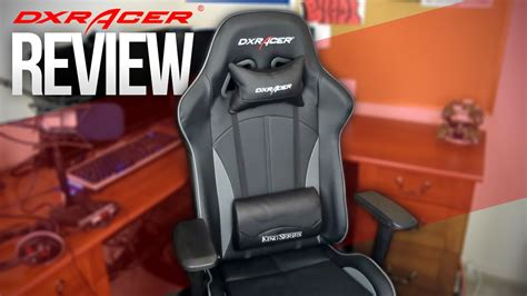 Dxracer Chair Review by Dxracer K Series Chair Review
