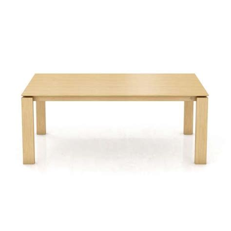 table extensible bois massif table moderne extensible en bois massif oxford mobitec 174 4 pieds tables chaises et tabourets