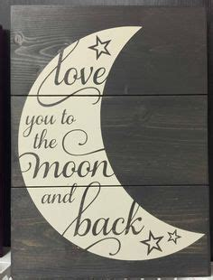 Special Bedside Caddy Organizer Organizer Sing Ranjang Terlaris i you to the moon and back chic wood sign plaque moon decor decor starry