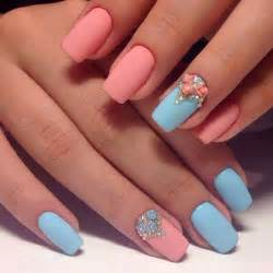 color nail designs two colors nail design creative