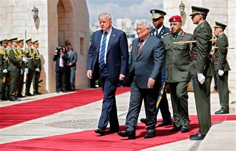 donald trump palestine mahmoud abbas donald trump and the politics of peace