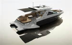 Patio Boats For Sale Sea Ray Debuts New 40 Footer Trade Only Today