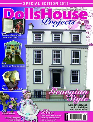 dolls house projects magazine dolls house projects special ed magazine dolls house projects issue 2