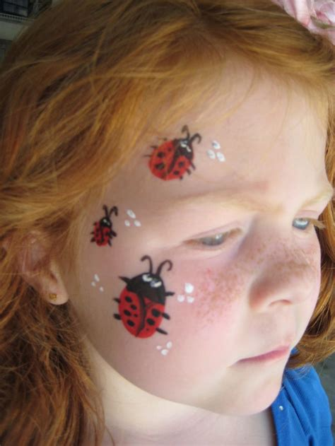 easy face painting for kids bing images we know how to