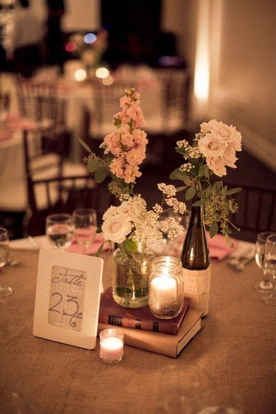 17 best ideas about vintage table centerpieces on