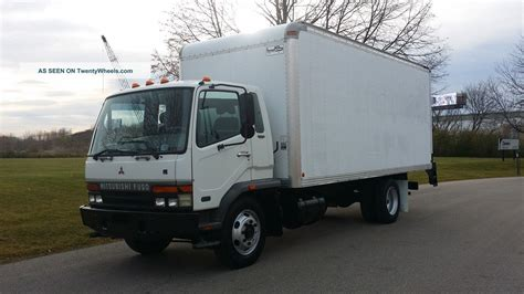 mitsubishi truck 2000 2000 mitsubishi fuso fk