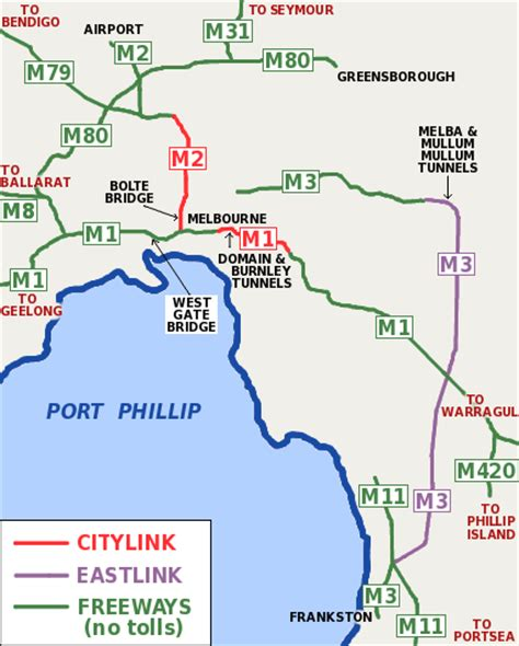 citylink nsw toll roads melbourne map my blog