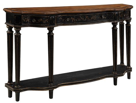 three drawer console table 50685 from coast to coast