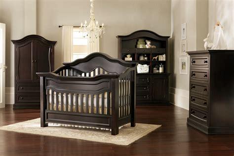 Baby Dressers Espresso Finish by Baby Appleseed Millbury Convertible Crib In Espresso