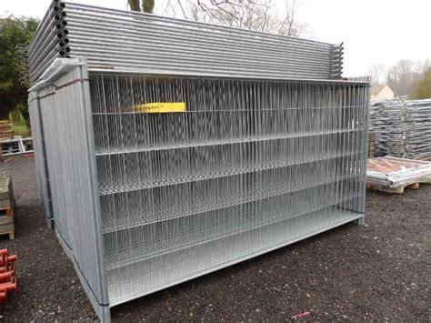 Grilles De Chantier achat grille de chantier 3m50 2m 4 occasion somme