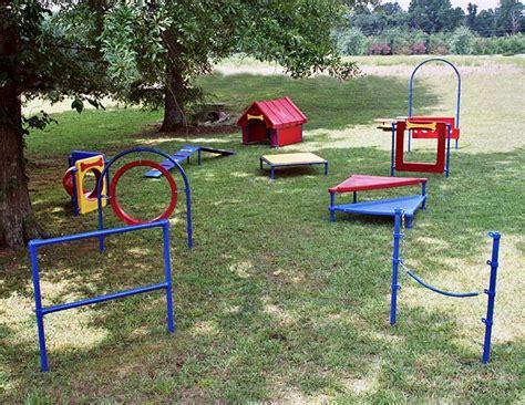 Dog Parks   Korkat, Inc. Playground Equipment and Site