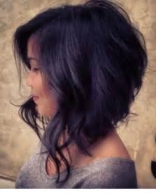 hair style angled toward layered angled bob short hairstyle 2013