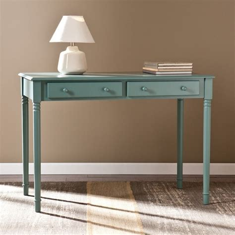 southern enterprises writing desk southern enterprises janice 2 writing desk in agate