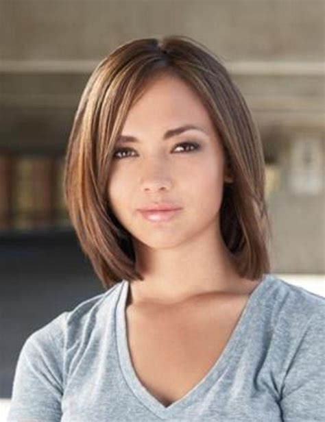 Hairstyles For Hair Without Bangs by 20 Best Of Haircuts Without Bangs