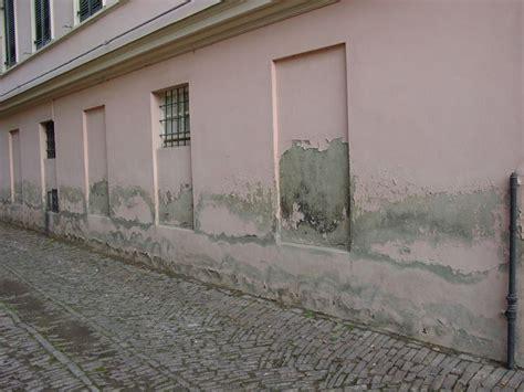umidità muro interno cause e rimedi per l umidit 224 accidentale pareti
