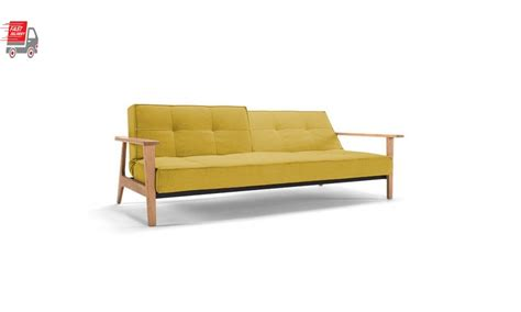 Splitback Frej Sofa Bed With Arms King Sofa Bed