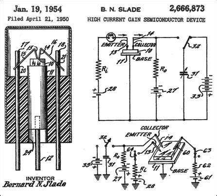 transistor history transistormuseum history bob slade page 5 rca germanium point contact transistors
